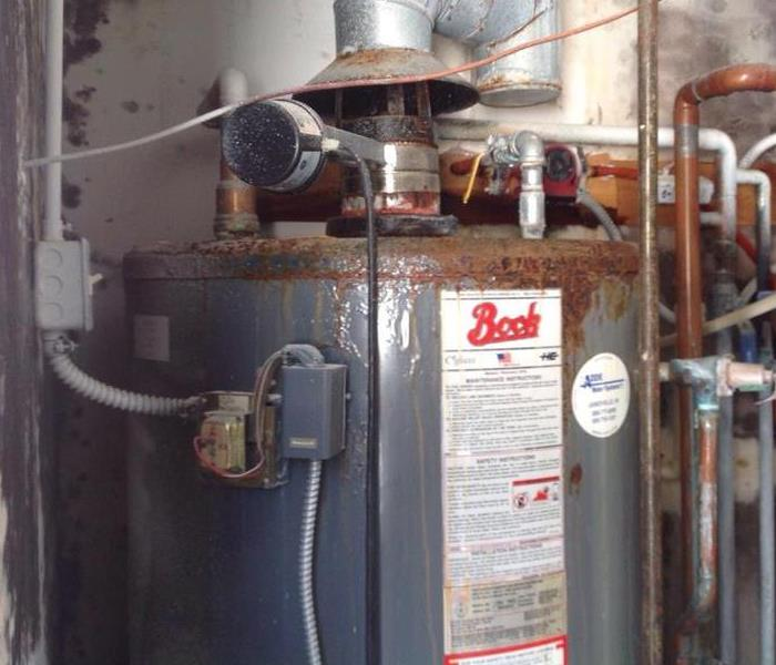Over Stressed Furnace