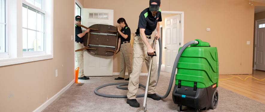 Beloit, WI residential restoration cleaning